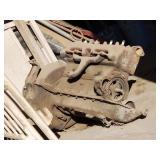 Model T engine  And transmission
