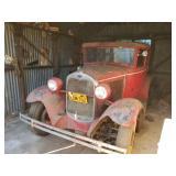 1930 Fordor Model A,