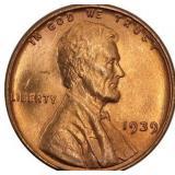 Lot 2) 1907 Indian Head Cent AU (5480804)