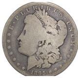 Lot 67) 1895-O Morgan Dollar Silver G (5497170)