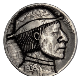 1936 Hobo Nickel