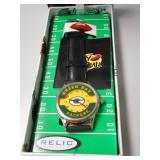 RELIC GREEN BAY PACKERS WATCH
