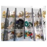 SEVERAL PAIRS OF EARRINGS INCLUDE CONTAINER