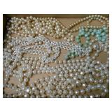 ASSORTMENT OF BEADED NECKLACES