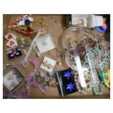 LESS-THAN-PERFECT JEWELRY ASSORTMENT~MANY PIECES!