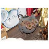 Metal Owl Petal