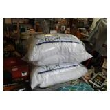 2 New Twin Pack Bed Pillows