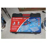 New Crescent 128 Piece Tool Set