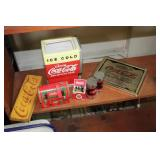 Lot of Coca Cola Items