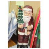 """24"""" Tall Santa Statue"""