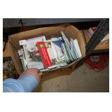 Box of Christmas Greeting Cards