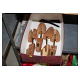 Box of Shoe Stretchers