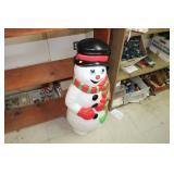"38"" Tall Decorative Lighted Snowman"