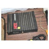 MTX Thunder 280 Amplifier