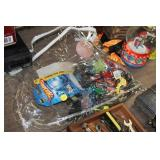 Bag of Toy Cars