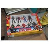 Captain America Civel War Action Figures