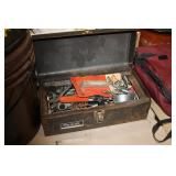 Tool Box of Various Tools