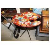 Artist Table