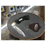 New Old Timer Generations Knife w/ Keychain