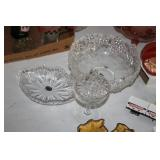 Crystal Bowl,Dishes