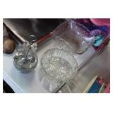 Glass Bowls & Serving Set