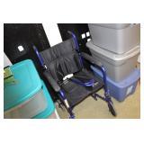 Invacare Lightweight Wheel Chair