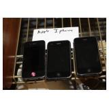 3  Iphones