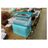 Storage Baskets & Drawer Organizer