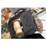 Bags,Thread & Iron