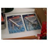 2 Collector Jet Tran Planes