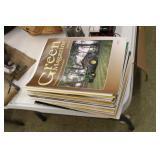Lot of John Deere Green Magazines