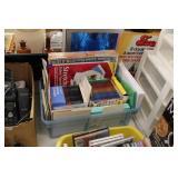 Lot of CDs,Office Supplies