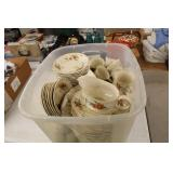 Lot of Mikasa Heritage Dishes