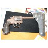 Colt 45 Revolver with Holster