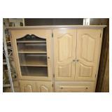 Multipurpose Cabinet,59x24x60 tall