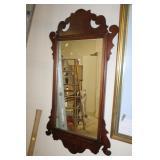 Vintage Framed Mirror,20x36