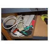 Box of Power Strips,etc