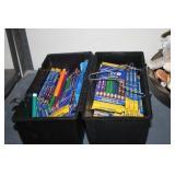 Box of New Pencils