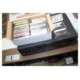 Denon Cassette Receiver