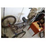 Vintage Miami Sun Tricycle