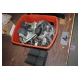 Lot of Various Casters