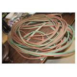 Lot of Torch Hoses