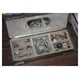 Jewelry Box of Various Jewelry