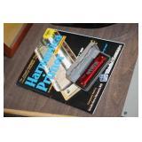 Suzuki Harmonica & Book