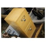 2 Drawer Storage Box