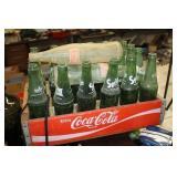 Coca Cola Crate of Bottles
