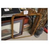 Antique Oak Frame,24x35