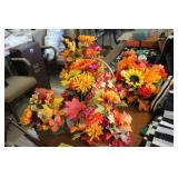 Lot of Decorative Flower Baskets