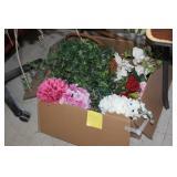 Box of Decorative Flowers