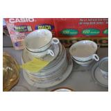 Lot of Theodore Haviland Dishes